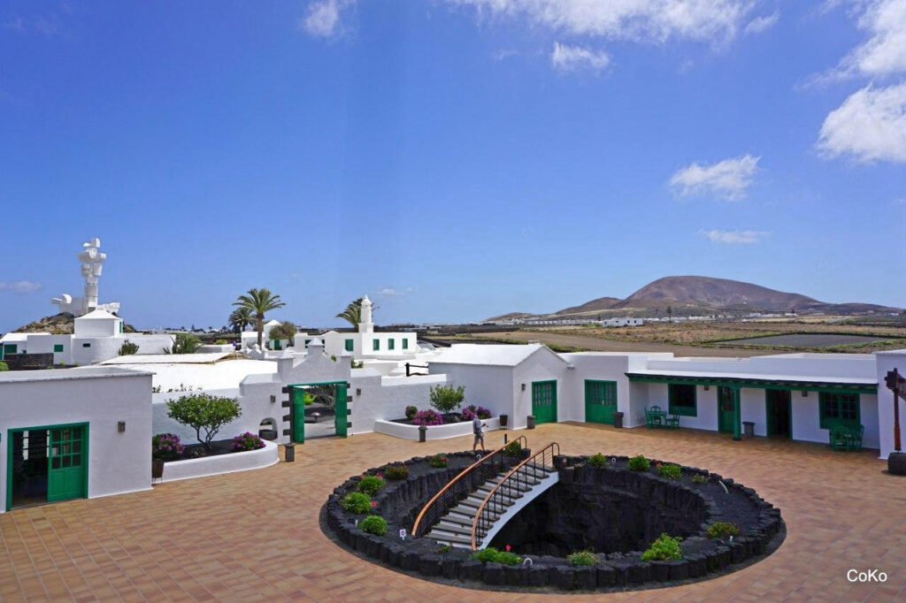 Das Monumento al Campesino auf Lanzarote